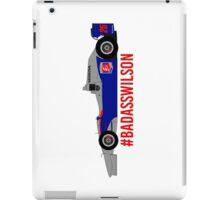 #BadAssWilson (Justin Wilson - 2015) iPad Case/Skin
