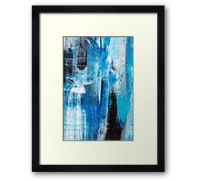 B&B Abstract Framed Print