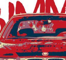 I got love -Bimmer e46 Sticker