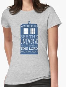 I stole a Time Lord T-Shirt