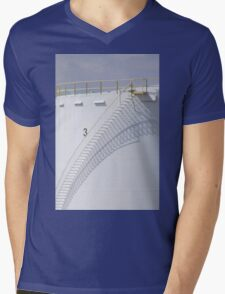 Staircase 3 Mens V-Neck T-Shirt