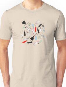 Audrey Scattered Unisex T-Shirt