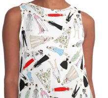 Audrey Scattered Contrast Tank