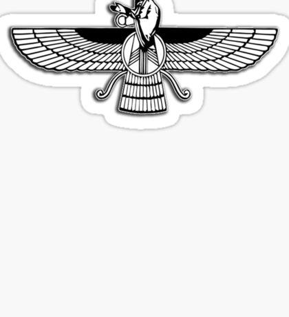 Ahura Mazda Sticker