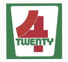 4-Twenty (7/11) by Ithacaboy