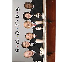SCOTUS Friends Photographic Print