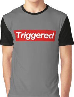 Triggered supreme Graphic T-Shirt