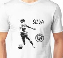 David Silva - Manchester City Unisex T-Shirt