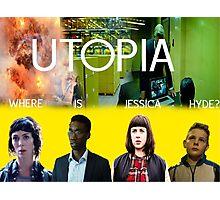 The Utopia Poster Photographic Print