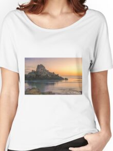 Sunrise at Shag Rock Women's Relaxed Fit T-Shirt