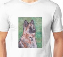 """Nugget"" German Shepard Unisex T-Shirt"
