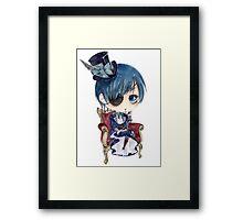 Chibi Ciel Framed Print