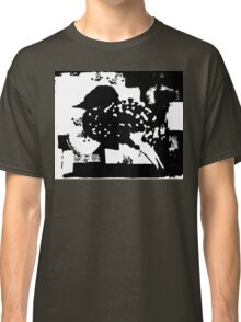 Birdy Graphic Doodle Classic T-Shirt