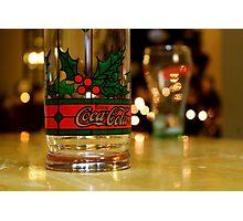 Coca-Cola Christmas Photographic Print