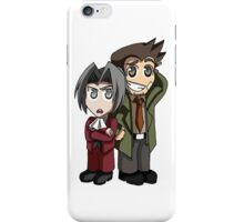 Partners in Solving Crime iPhone Case/Skin