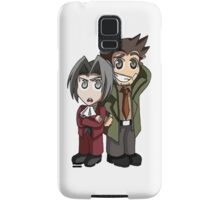 Partners in Solving Crime Samsung Galaxy Case/Skin