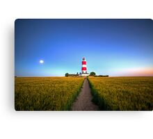 Leading Lights  Canvas Print