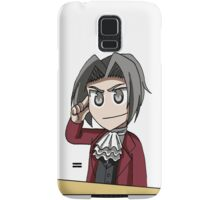 Use your brain, Wright Samsung Galaxy Case/Skin