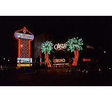 Las Vegas, 1983 Photographic Print