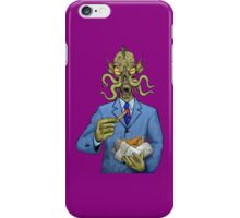 Keith Hulu's Fish & Chips iPhone Case/Skin