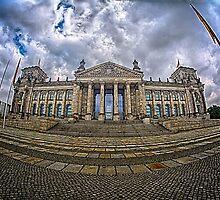 Reichstag Building, Berlin by BonniePhantasm