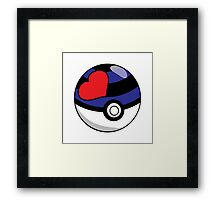 Kinky Ball! GO! Ver. 1 Framed Print
