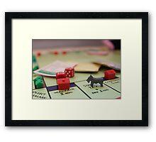 Monopoly Framed Print