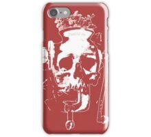 Anti-Positive Skull Grinder iPhone Case/Skin