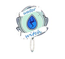 Lapis the Water Witch Photographic Print