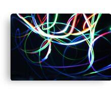 A Rainbow of Light Canvas Print