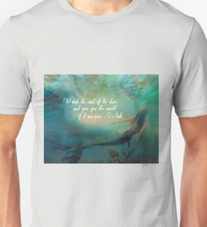 A Mermaid Wish Unisex T-Shirt