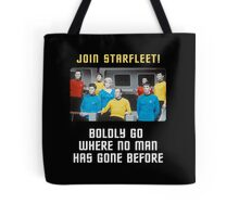 join starfleet Tote Bag