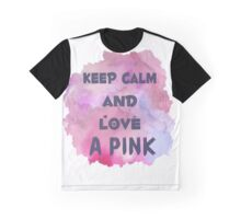 LOVE A PINK Graphic T-Shirt