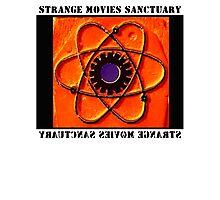 Strange Movies Sanctuary Photographic Print