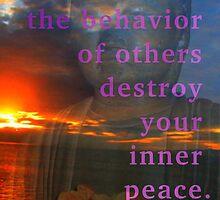 Inner Peace by tenukihandcraft
