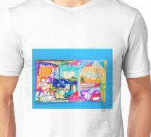 Yoga healing art Unisex T-Shirt