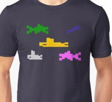 SEAQUEST - ATARI 2600 Unisex T-Shirt