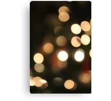 Now at Last I See the Light Canvas Print