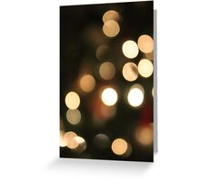 Now at Last I See the Light Greeting Card