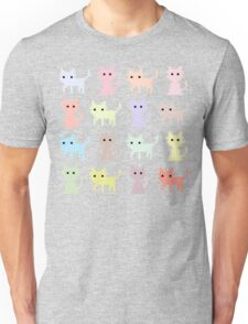 Pixel Kittens Unisex T-Shirt