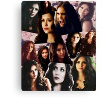 Katherine Pierce Canvas Print