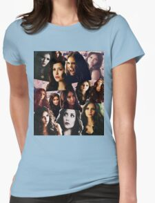 Katherine Pierce Womens Fitted T-Shirt