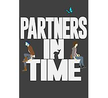 """Partners in Time"" - Life is Strange Photographic Print"