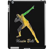 Usain Bolt Jamaica Man Design iPad Case/Skin