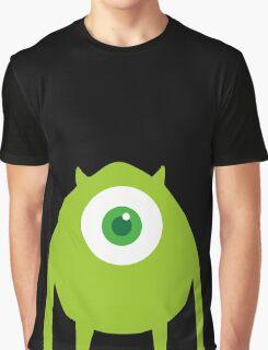 Monsters Inc. - Mike Wazowski Graphic T-Shirt