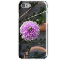 Untouched Pink Flower iPhone Case/Skin