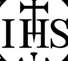 Society of Jesus Logo (Jesuits) Sticker