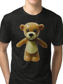 Lego Teddy Bear Tri-blend T-Shirt