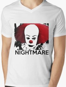 Pennywise - Your Worst Nightmare Mens V-Neck T-Shirt