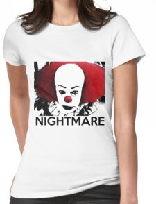 Pennywise - Your Worst Nightmare Womens Fitted T-Shirt